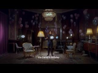 Lea Seydoux in Prada Candy L'eau Film 2013 Campaign